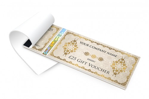 Gift voucher templates secure vouchers baroque yelopaper Gallery