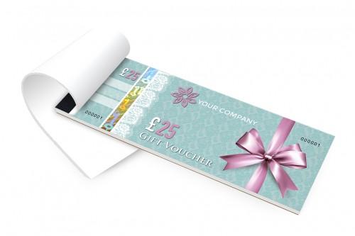 Beauty Gift Voucher Templates - Secure Vouchers
