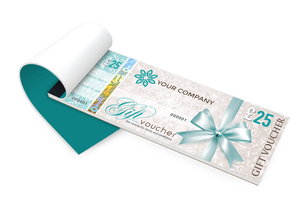 How To Get Your Own Gift Vouchers Printed – Print Your Own Voucher
