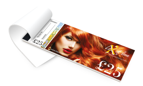 Salon Voucher