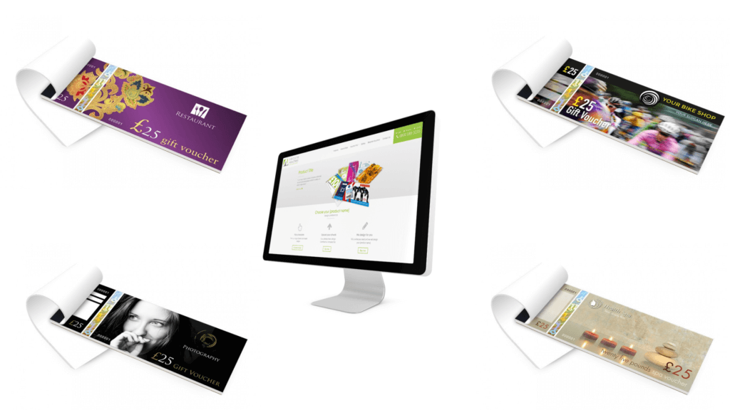 Create your own voucher